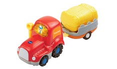Go! Go! Smart Wheels - Tractor & Trailer - image