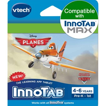 InnoTab Software - Disney Planes