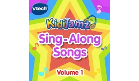 KidiJamz™ Sing-Along Songs Volume 1