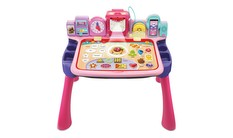 Get Ready for School Learning Desk™ – Pink
