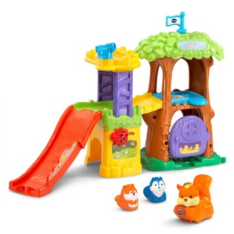Go! Go! Smart Animals® Squirrelly Adventure Treehouse™