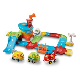Go Go Smart Wheels - Airport Playset Holiday Bundle