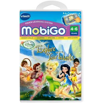 MobiGo Software Cartridge - Disney Fairies