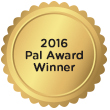2016 Pal Award Winner