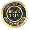 Brain toy award winner
