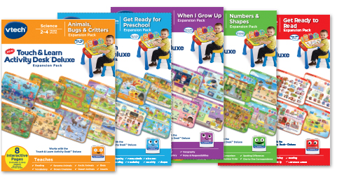 Vtech touch and learn activity desk canada