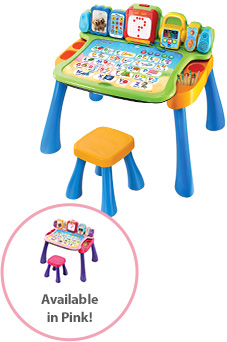 Explore & Write Activity Desk, also available in pink