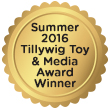 Summer 2016. Tillywig Toy & Media Award Winner