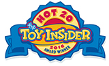 Hot 20, the TOY INSIDER 2016