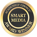Academics' Choice. SMART MEDIA. AWARD WINNER.