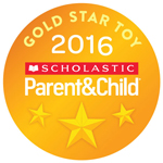 Scholastic Gold Star Award 2016
