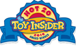 Hot 20. The Toy Insider 2016.