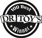 100 Best DR. TOY'S. Winner.