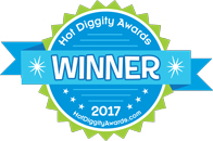 Hot Digglty Awards. Winner. 2017