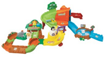 Go! Go! Smart Animals Zoo Explorers Playset