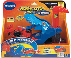 Switch & Go Dinos® Turbo T-Rex Launcher