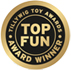 Top Fun Award Winner