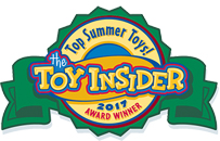 Top Summer Toys! The Toy Insider 2017 Award Winner.