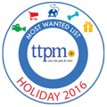 Most Wanted List. ttpm.com. Holiday 2016.