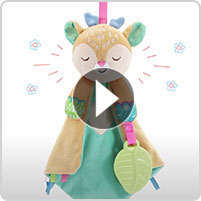 VTech® 3-in-1 Snuggle & Cuddle Lovey™ - video thumbnail