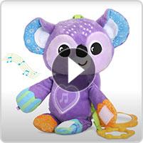 VTech® Grab & Go Koala™ - video thumbnail