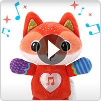 VTech® Soothing Songs Fox™ - video thumbnail