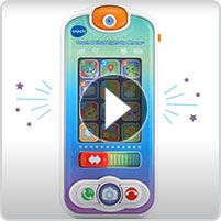VTech® Touch & Chat Light-Up Phone™ - video thumbnail