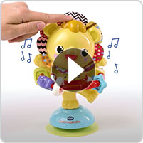 VTech® Twist & Spin Lion™ - video thumbnail