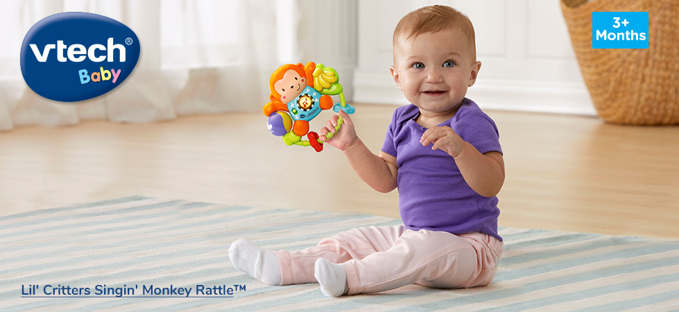 Toys For Newborns Babies And Infants Vtech Baby
