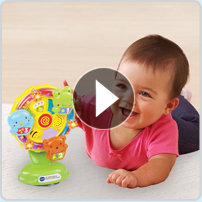 VTech® Lil' Critters Spin & Discover Ferris Wheel™