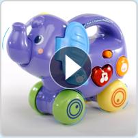 VTech® Push & Explore Elephant™
