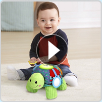 VTech® Touch & Discover Sensory Turtle™