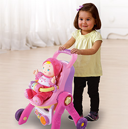 3-in-1 Care & Learn Stroller™