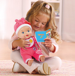 Learn to Talk & Read Baby Doll™