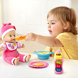 Mealtime Learning Set™