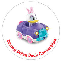 Disney Daisy Duck Convertible