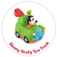 Disney Goofy Tow Truck