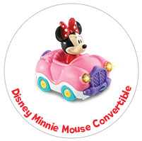 Disney Minnie Mouse Convertible - logo image