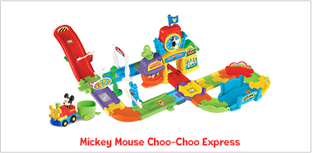 Mickey Mouse Choo-Choo Express
