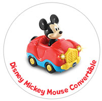 Disney Mickey Mouse Convertible - logo image