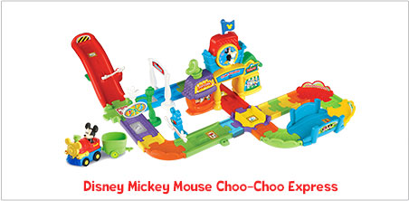 Disney Mickey Mouse Choo-Choo Express - image