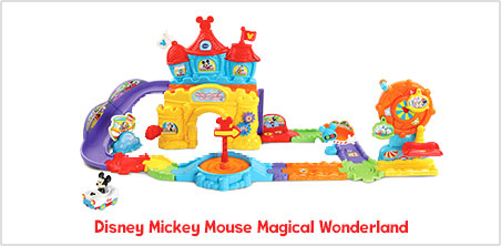 Disney Mickey Mouse Magical Wonderland - image