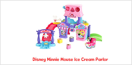 Disney Minnie Mouse Ice Cream Parlor - image