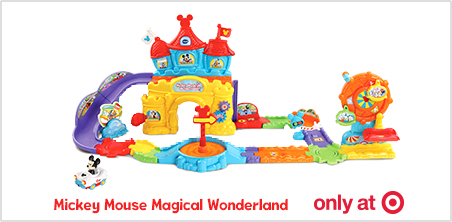 Mickey Mouse Magical Wonderland. Only at Target
