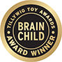 Brain Child. Award winner