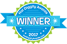 Hot Diggity Awards Winner 2017