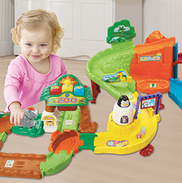 Go! Go! Smart Animals&reg;</br></br>Zoo Explorers Playset&#8482;