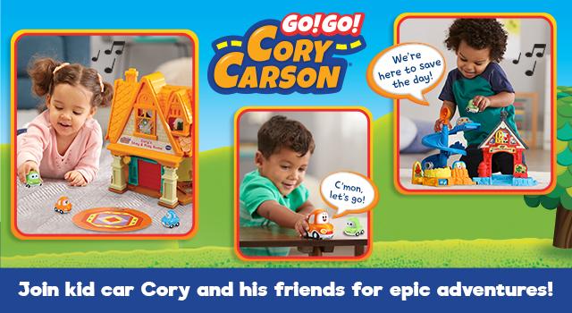 Go! Go! Cory Carson, A Netflix Original Series