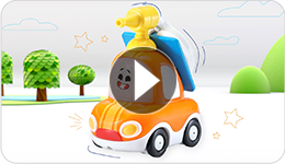 See Go! Go! Cory Carson® Toys in Action