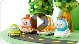 Go! Go! Cory Carson™ Smartpoint® Cory, Friends & Bonus Chrissy